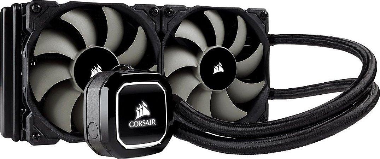 Water Cooler COrsair H100X  240MM - CW-9060040-WW