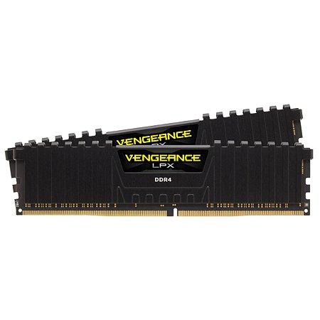 Memória Corsair Vengeance LPX 16GB (2x8) 3600Mhz DDR4 - CMK16GX4M2D3600C18