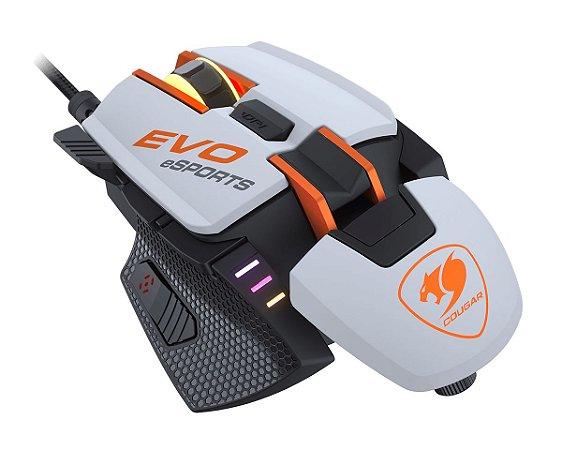 Mouse Gamer Cougar 700M Evo eSports - 3M7EVWOW-0001