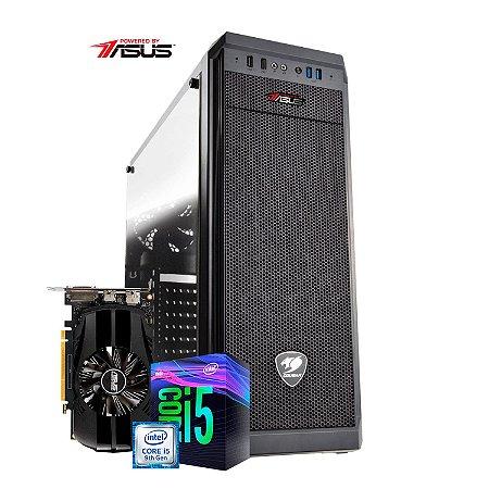 Computador Gamer PlayerID, série New Player, I5 9400F, GTX 1650 4GB, 8GB RAM, SSD 240GB - CG-PID-NP-01A