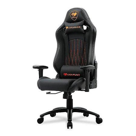 Cadeira Gamer Cougar Explore Black, 3MEBENXB-0001