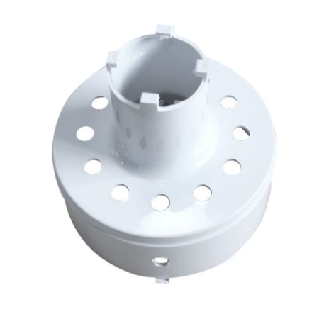Capa Superior Motor ABS Para Ventiladores