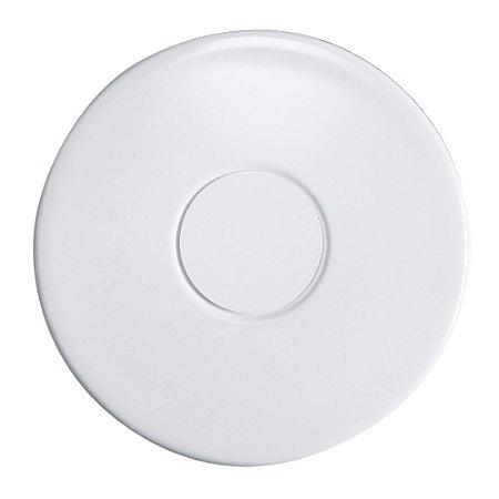 Plafon Acrílico Monaco Branco Ventiladores de Teto