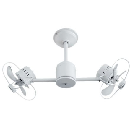 Ventilador de Teto Infinit Branco Controle Remoto
