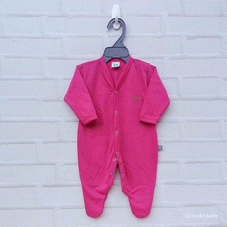 Macacão Longo Pink