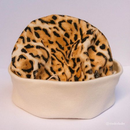 Gorro Touca  Animal Print