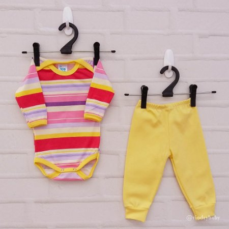 Conjunto Colors Ribana Yellow