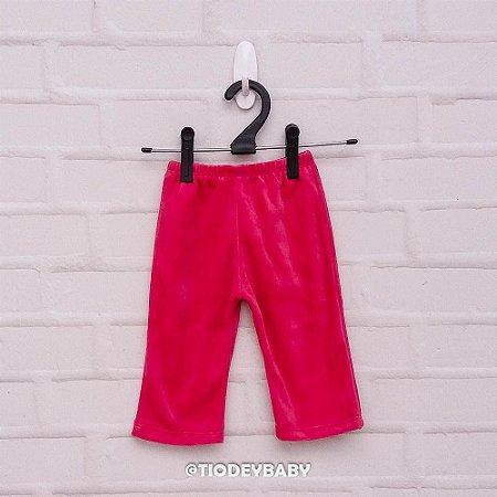 Calça Plush Pink