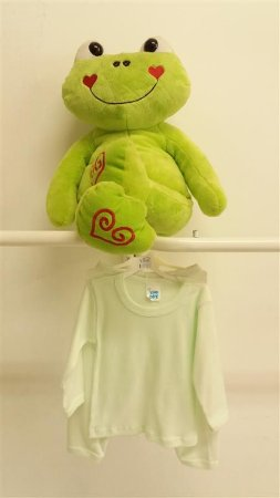 Conjunto Blusa + Calça Termal Verde