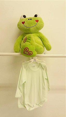Conjunto Body + Calça Termal Verde