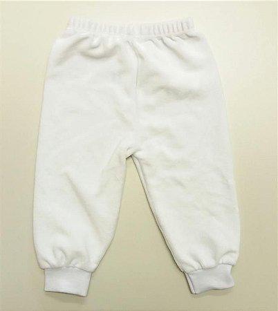 Calça Plush Branco