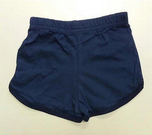 Shorts Azul Marinho