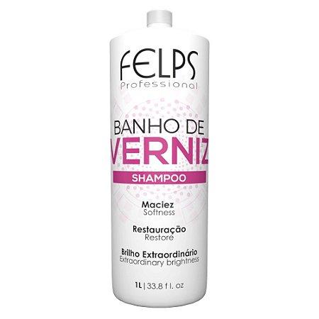 Shampoo de Brilho Banho de Verniz Felps 1000ml