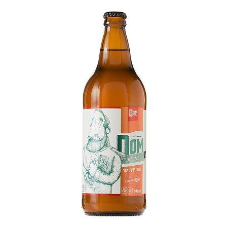 Dom Brás (Witbier) - Cervejaria Dom Haus