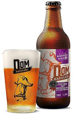 Dom Napoleão (Imperial Ipa de beterraba) - Cervejaria Dom Haus
