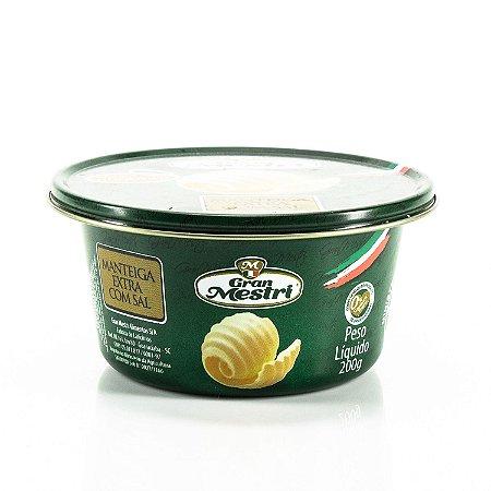 Manteiga Extra com Sal - Gran Mestri