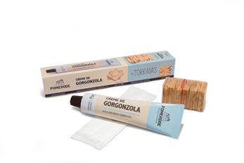 Creme de Gorgonzola  + Torradas Pomerode 112g