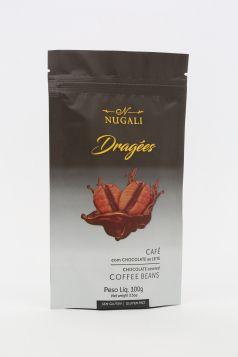 Dragée Café com Chocolate ao Leite Nugali
