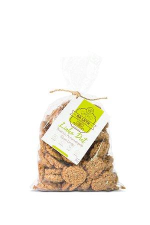 Biscoito Diet Da Leth Amanteigado Com Limão 250g