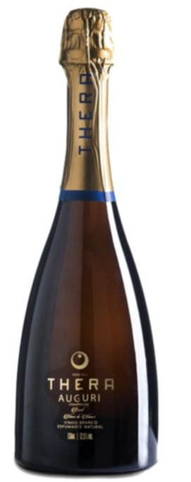 Vinícola Thera Espumante Auguri Blanc de Blancs Brut 750 mL