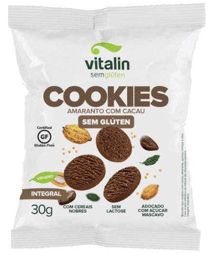 Cookies integral Vitalin 30g