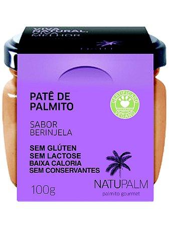 Patê de Palmito Natupalm