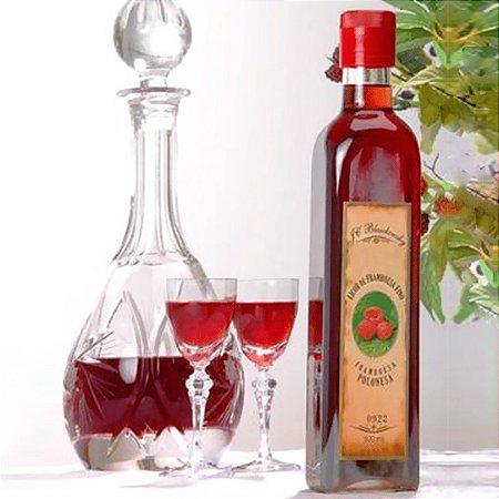 Licor de Franboesa Polonesa 250 ml