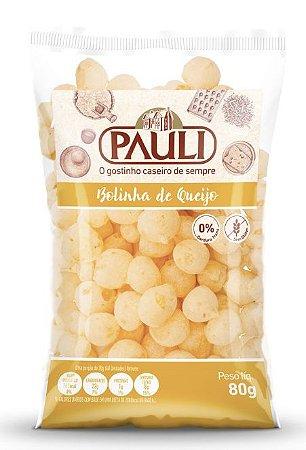 Biscoito Pauli - Linha Sem Glúten