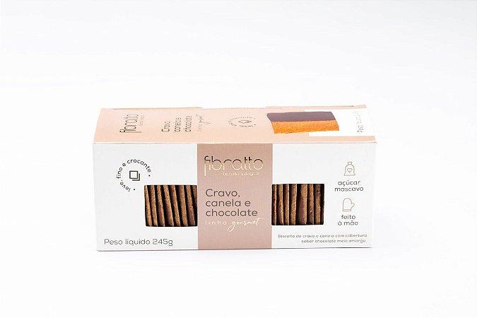 Biscoitos Fibratto - Linha Gourmet