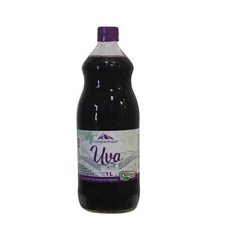 Suco de Uva Integral Orgânico 1L - CooperMajor
