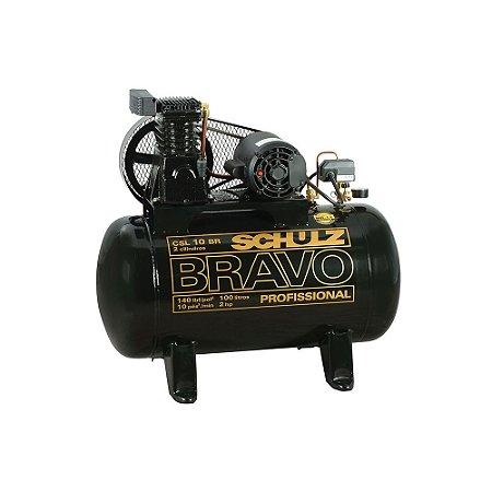 Compressor Bravo CSL 10BR/100