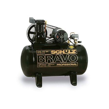 Compressor Bravo CSL 15BR/100