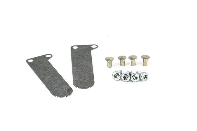 Conjunto Reparo para Placa Válvula Admissão e Compressão do Ar