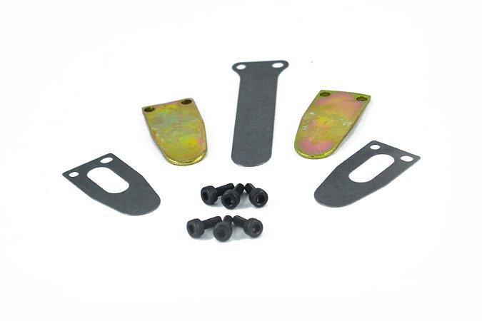 Conjunto Reparo Placa e Válvula de Admissão e Compressão do Ar