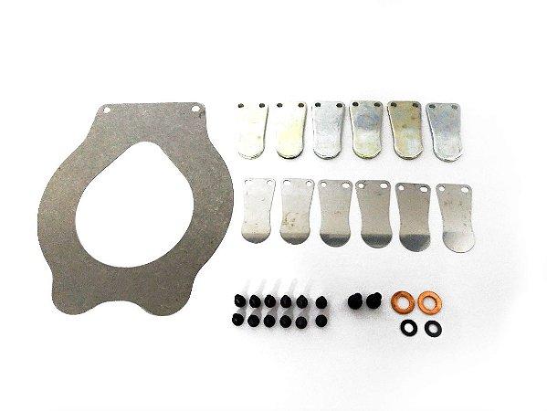 Conjunto Reparo Placa Válvula de Admissão e Compressão do Ar