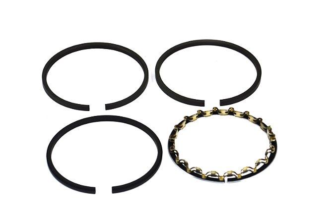 Conjunto Anéis de Segmento com 2.1/2 polegadas, com 5 unidades