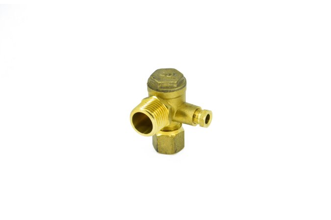 Válvula de Retenção 1/2 - CSA 8,3/25L - AIR PLUS