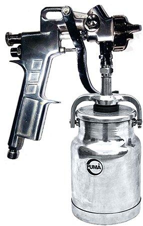 Pistola de Pintura - Sucção - Baixa Produção