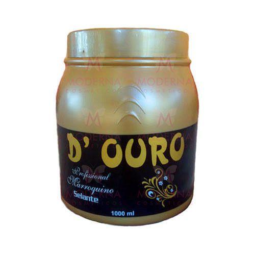 Selagem Selante Profissional D Ouro Marroquino 1 Kg