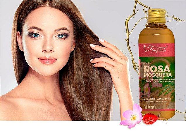 Óleo De Rosa Mosqueta Suave Fragrance Hidratação Da Pele