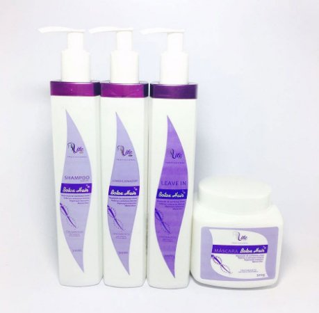 Kit Botox Hair Profissional Hidratação Wgw Versão Cliente