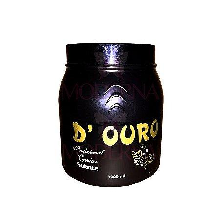 Selante Selagem Profissional D'ouro De Caviar 1kg