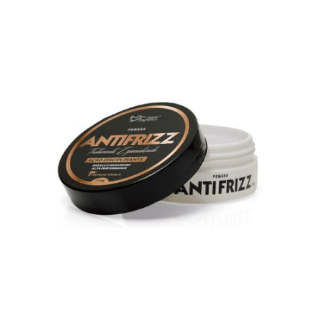 Pomada Antifrizz Proteção Térmica Suave Fragrance 110g