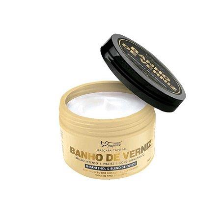 Máscara Capilar Ultra Hidratação Banho de Verniz 300g Suave Fragrance