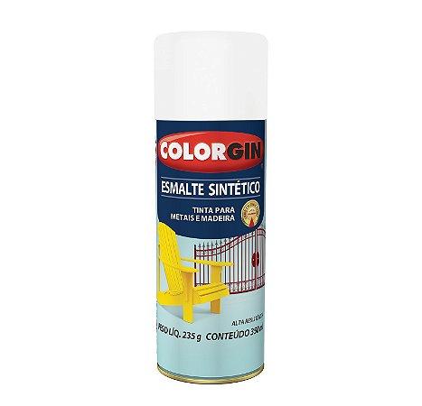Spray Esmalte Sintético Branco Fosco 350ml