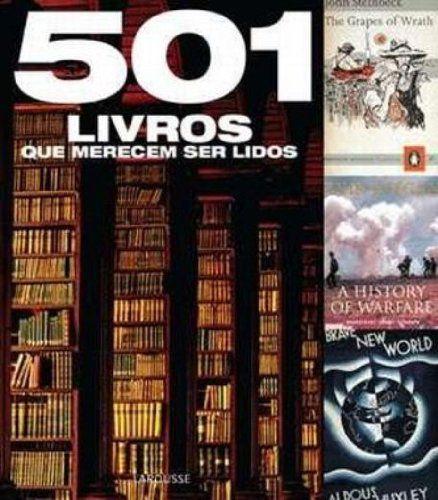 501 Livros Que Merecem Ser Lidos