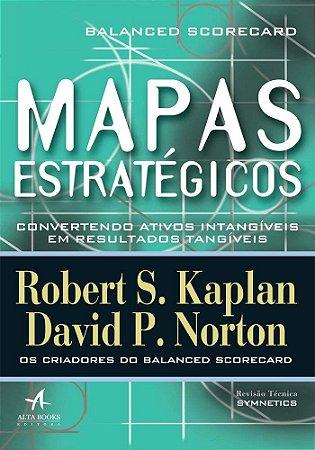 Mapas estratégicos: balanced scorecard