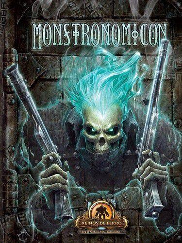 Monstronomicon - Coleção Reinos De Ferro