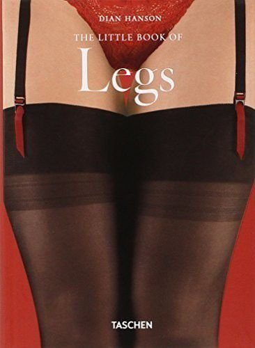 The Little Book Of Legs