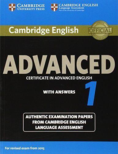 Cambrigde English Advanced 1